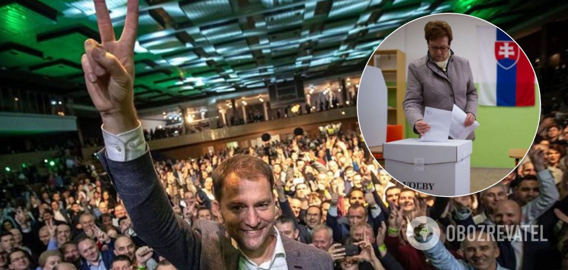 У Словаччині вперше до влади прийшла опозиція: всі деталі виборів