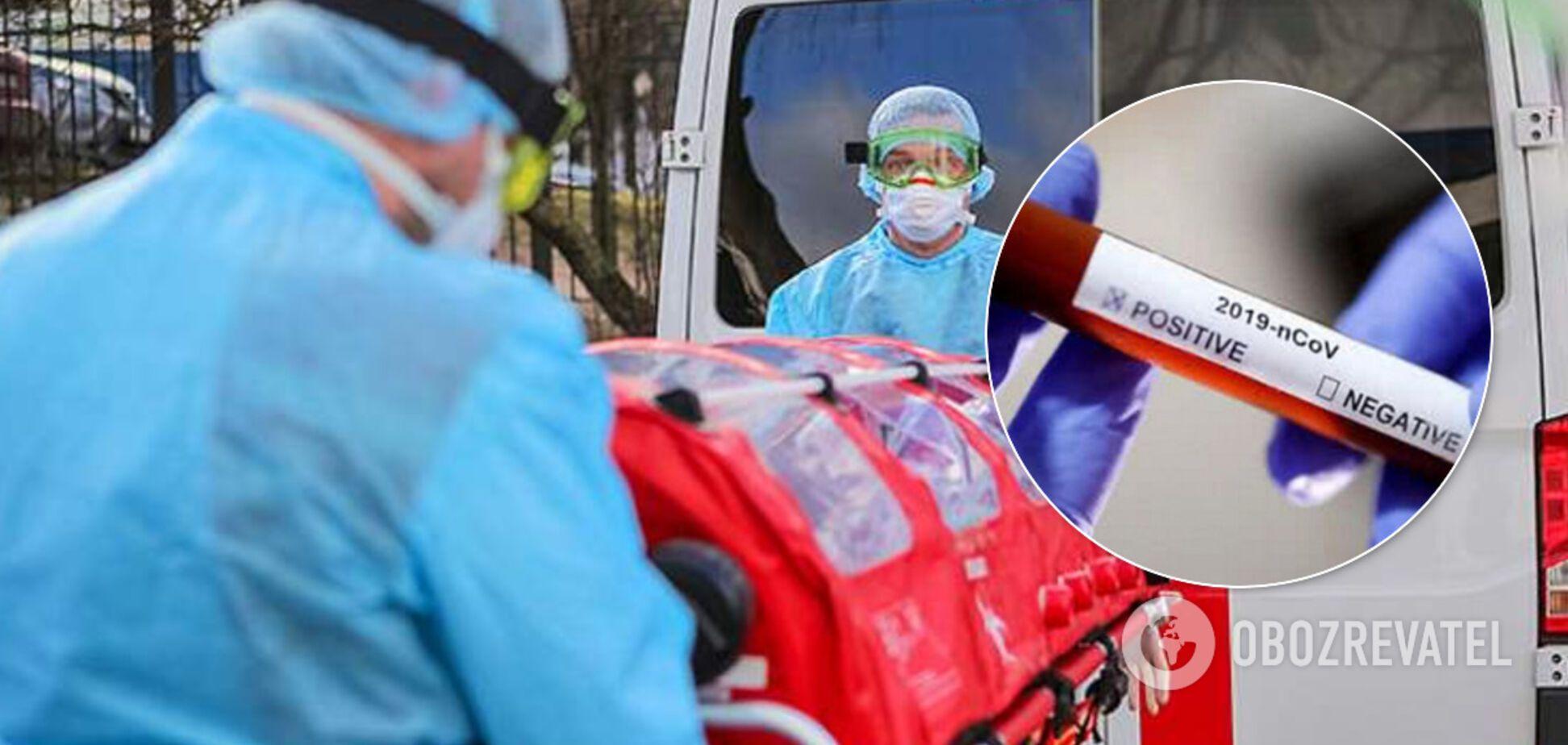 Житель Тернополя збрехав поліції і медикам про захворювання коронавірусом