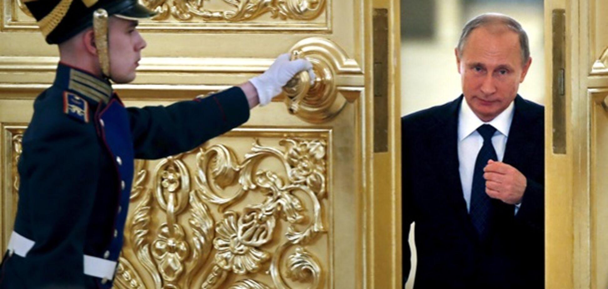 Путін царюватиме в Росії аж до смерті
