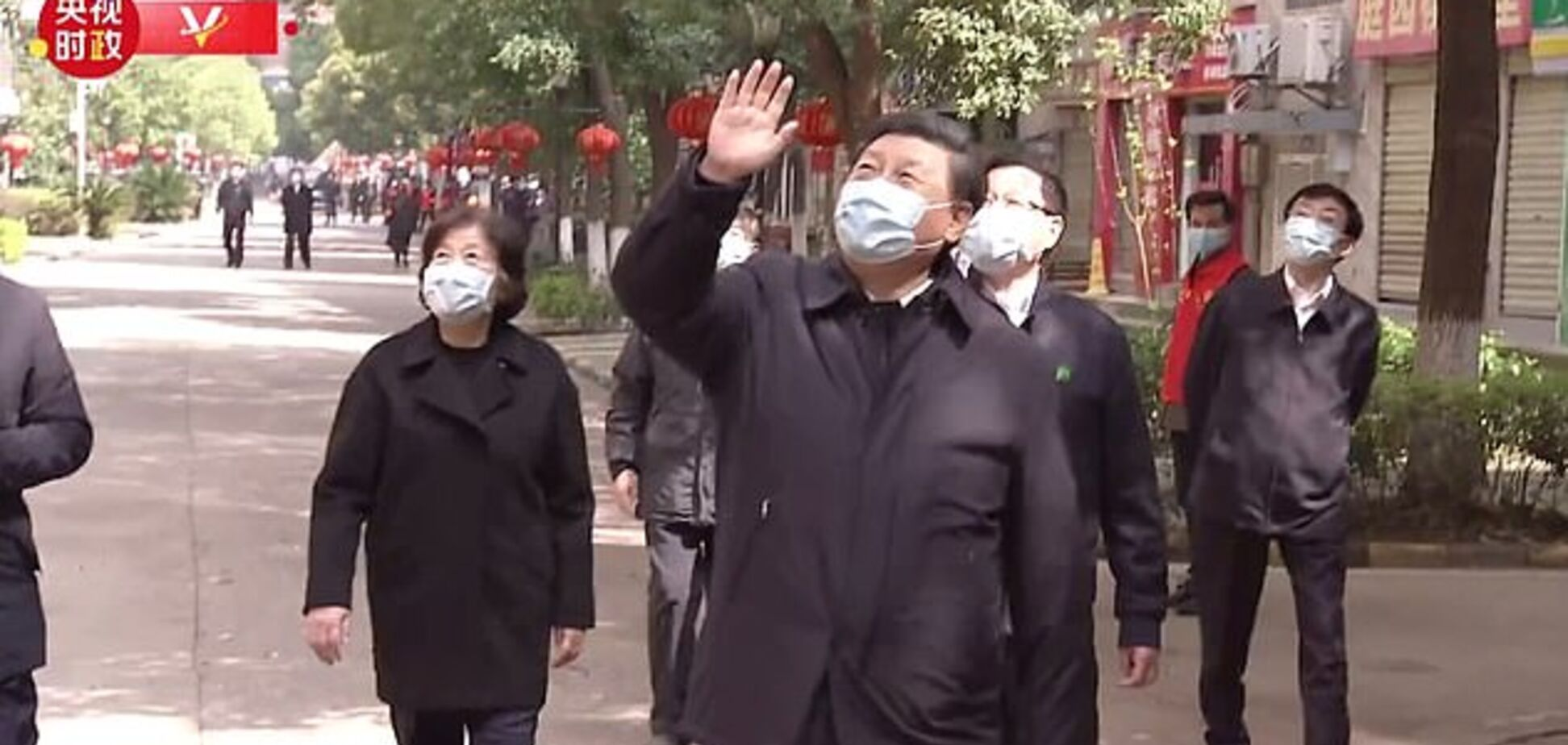 Лидер Китая приехал в Ухань и заявил о грядущей победе над коронавирусом