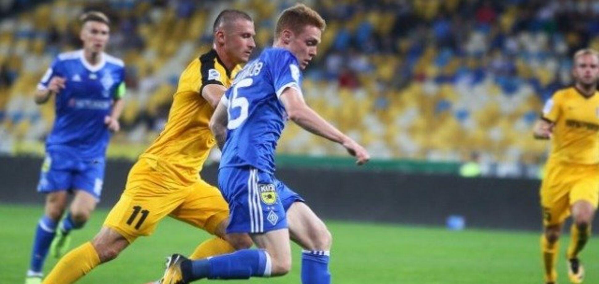 'Динамо' – 'Олександрія': прогноз на матч Кубка України