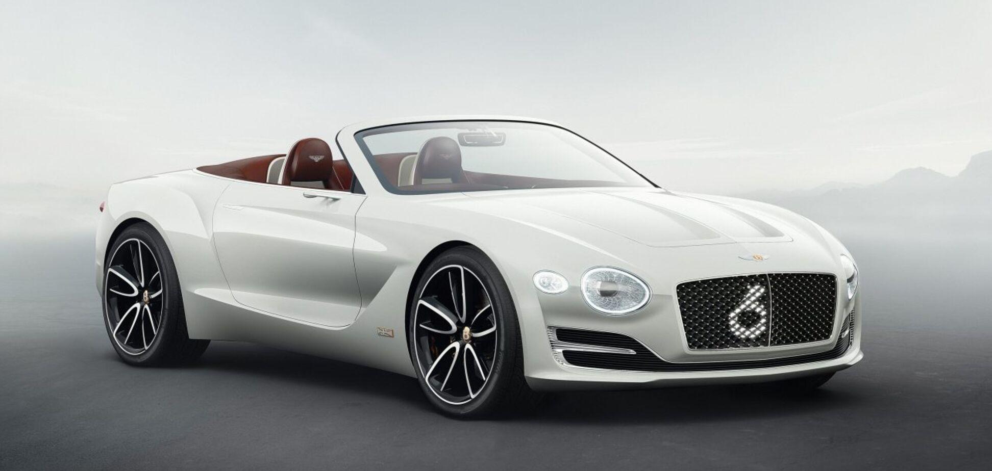 Bentley временно отложила выпуск своего первого электромобиля