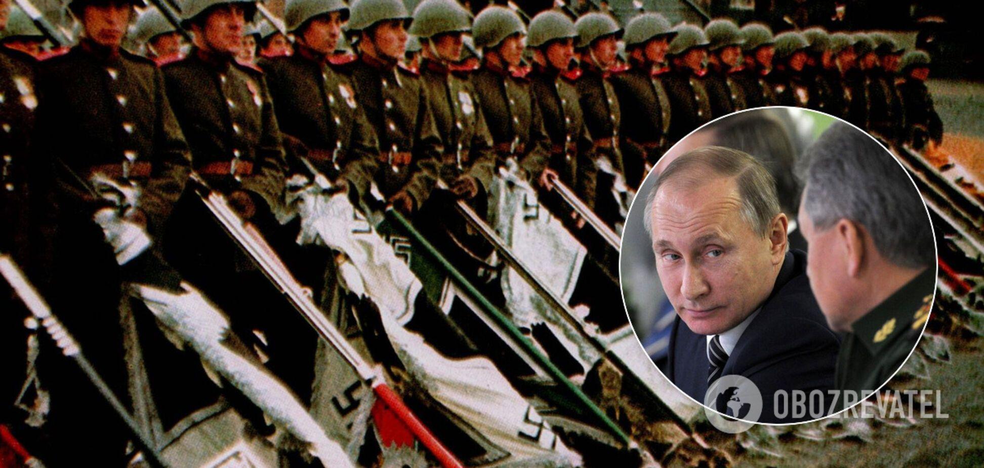 Путін випадково пригрозив світу кривавою війною? Історик пояснив конфуз