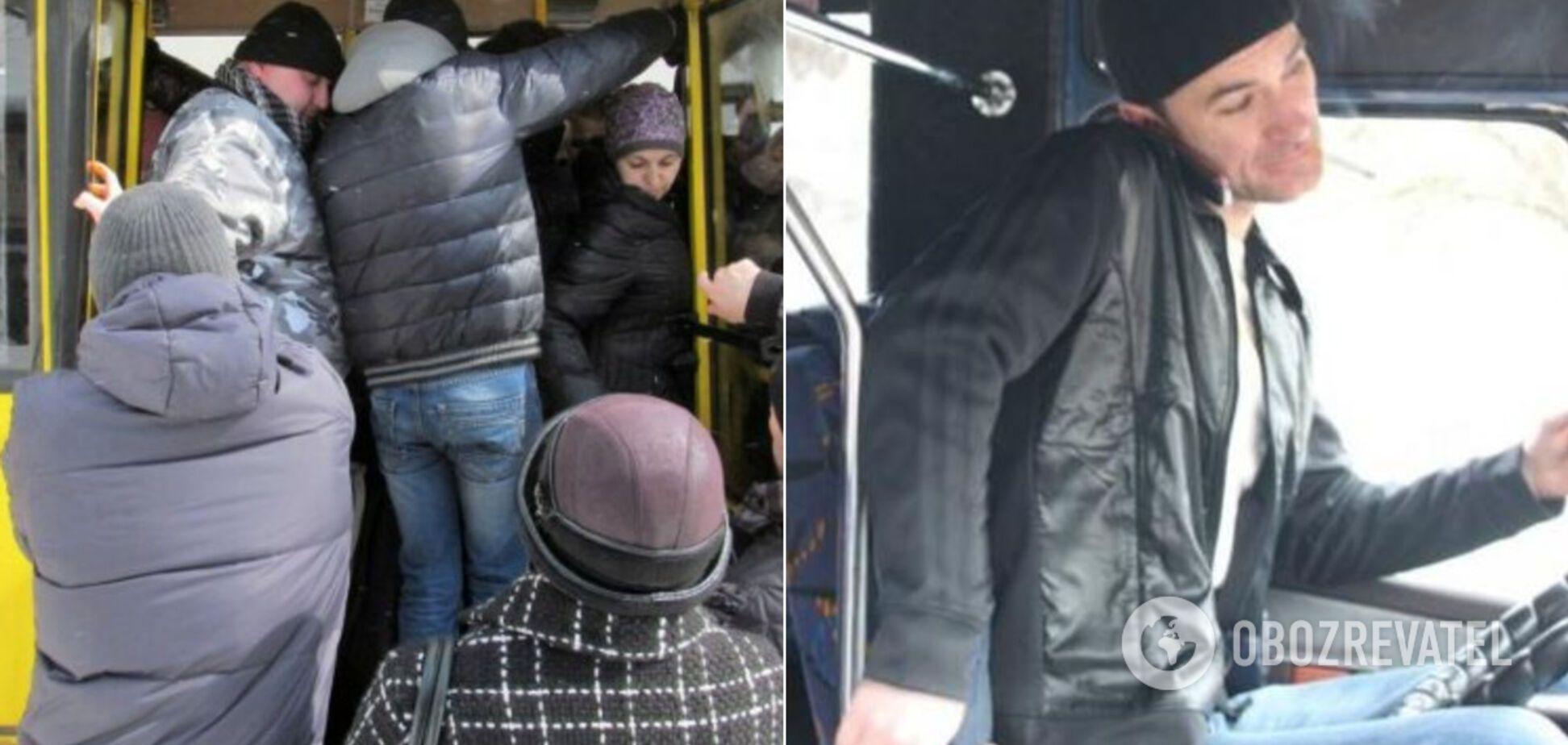 Права пассажиров и водителей в транспорте: как нарушают правила в Днепре
