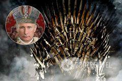 У Путина есть два варианта: он на развилке