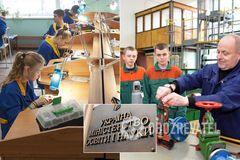 В Украине планируют объединить колледжи и ПТУ: раскрыты детали