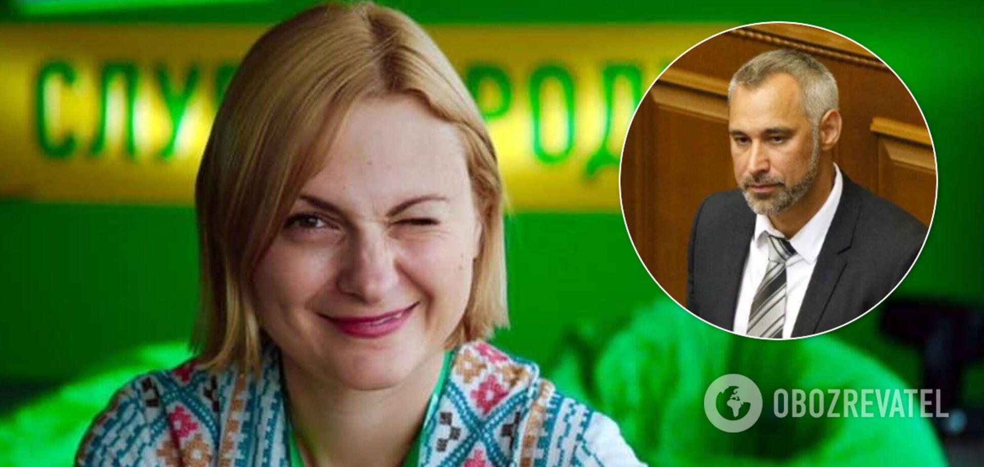 В 'Слуге народа' назвали причины увольнения Рябошапки