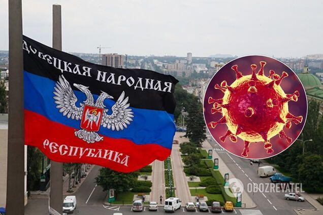 "Коронавірус у ""ДНР"""