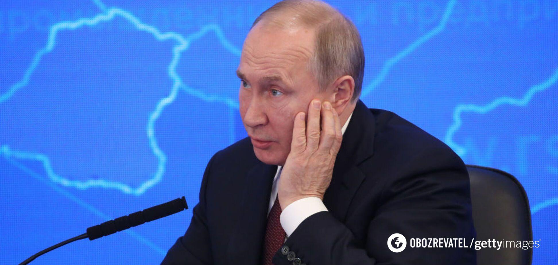 Путин провернул 'операцию по прикрытию' с обнулением сроков: Соловей заметил финт