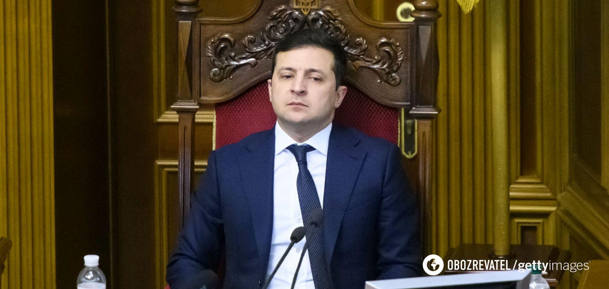 Попри передвиборчі обіцянки Зеленський не збирався проводити реформи