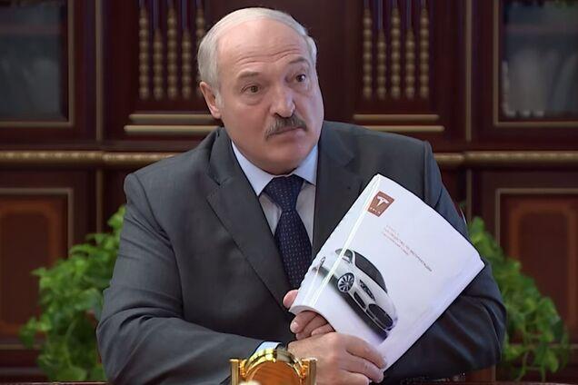 Президент Білорусі Александор Лукашенко