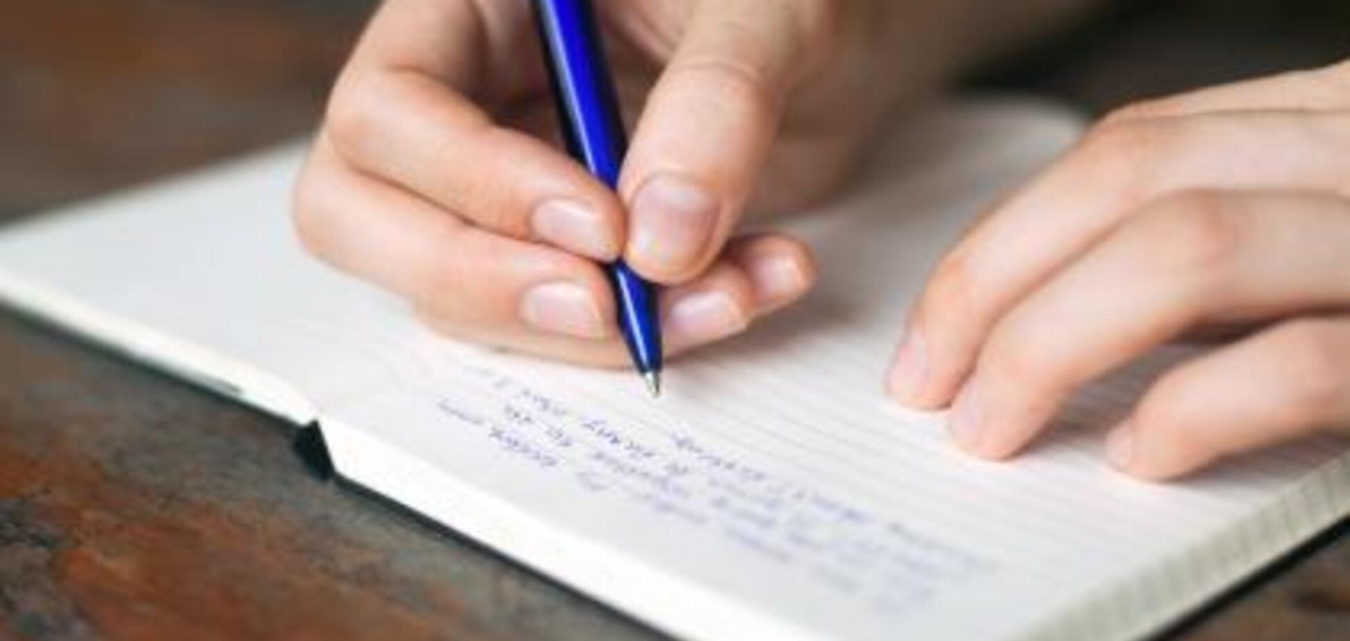 Про які хвороби говорить порушення почерку: головні ознаки