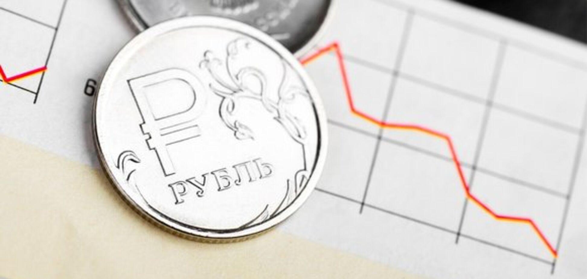 Российский рубль ждет шоковый удар