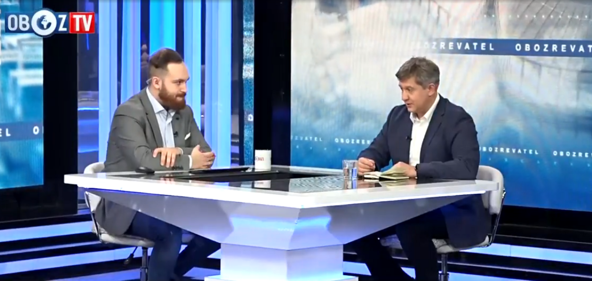 Данилюк попередив Зеленського про небезпеку нового Кабміну