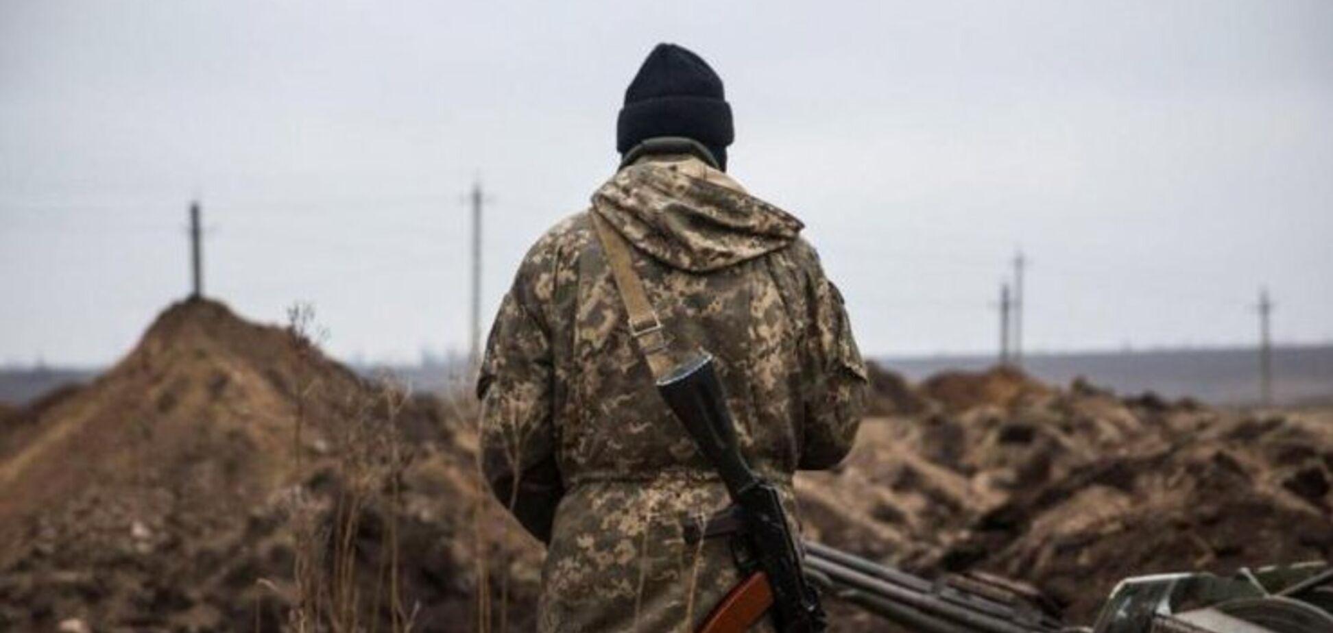 Терористи розгорнули обстріл під Пісками на Донбасі