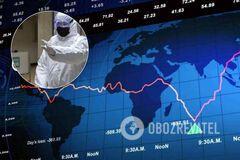 Епідемія стала глобальною: глава МВФ назвала нові загрози від коронавірусу