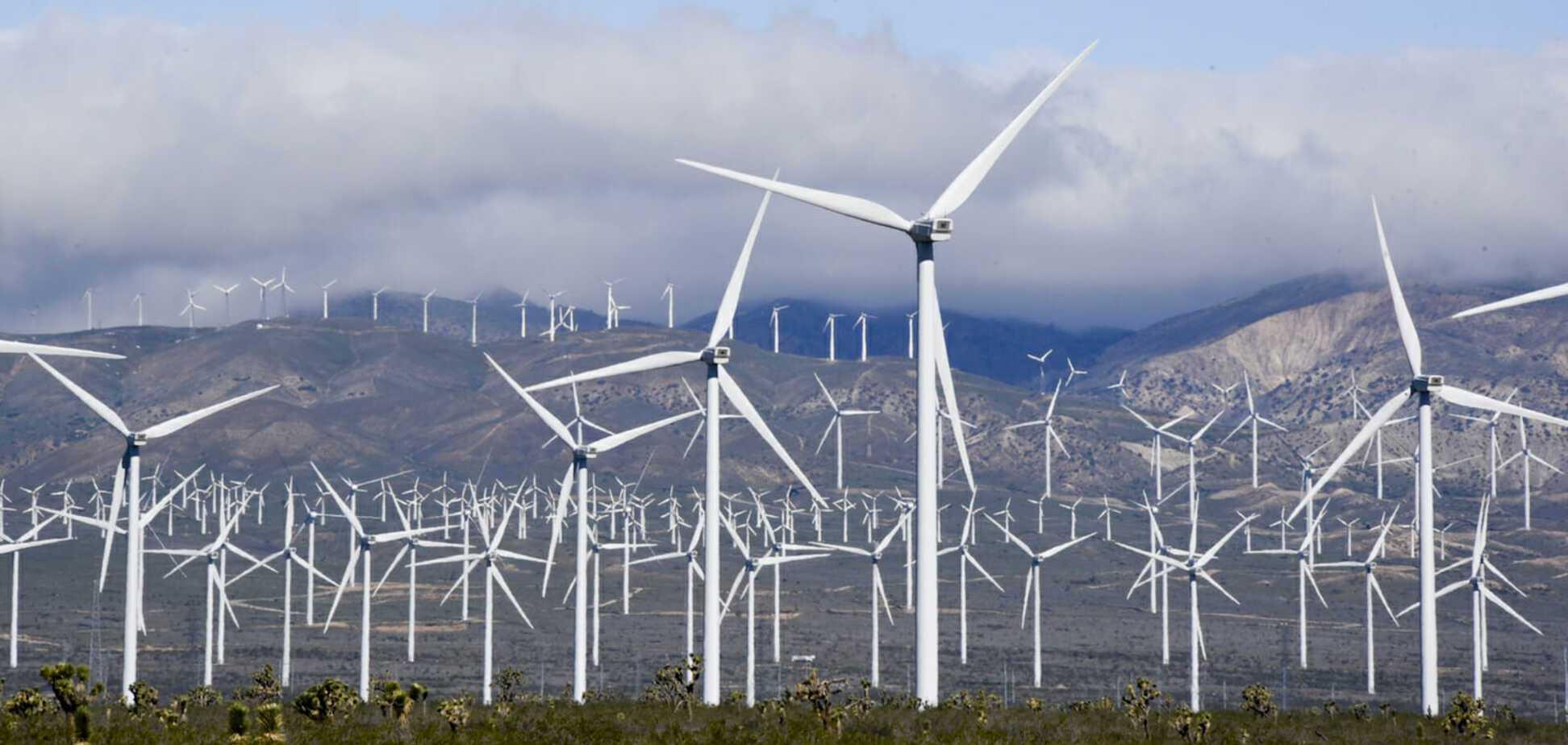 Розвінчано основні міфи про шкоду вітрогенераторів