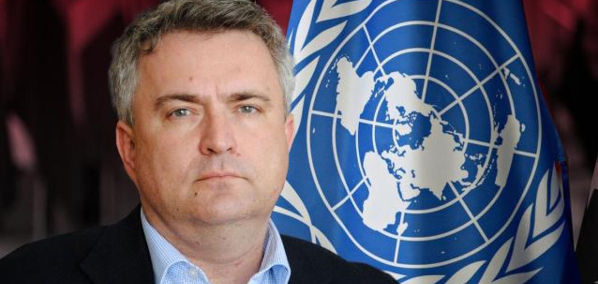 Украина поддержала решение ООН по коронавирусу