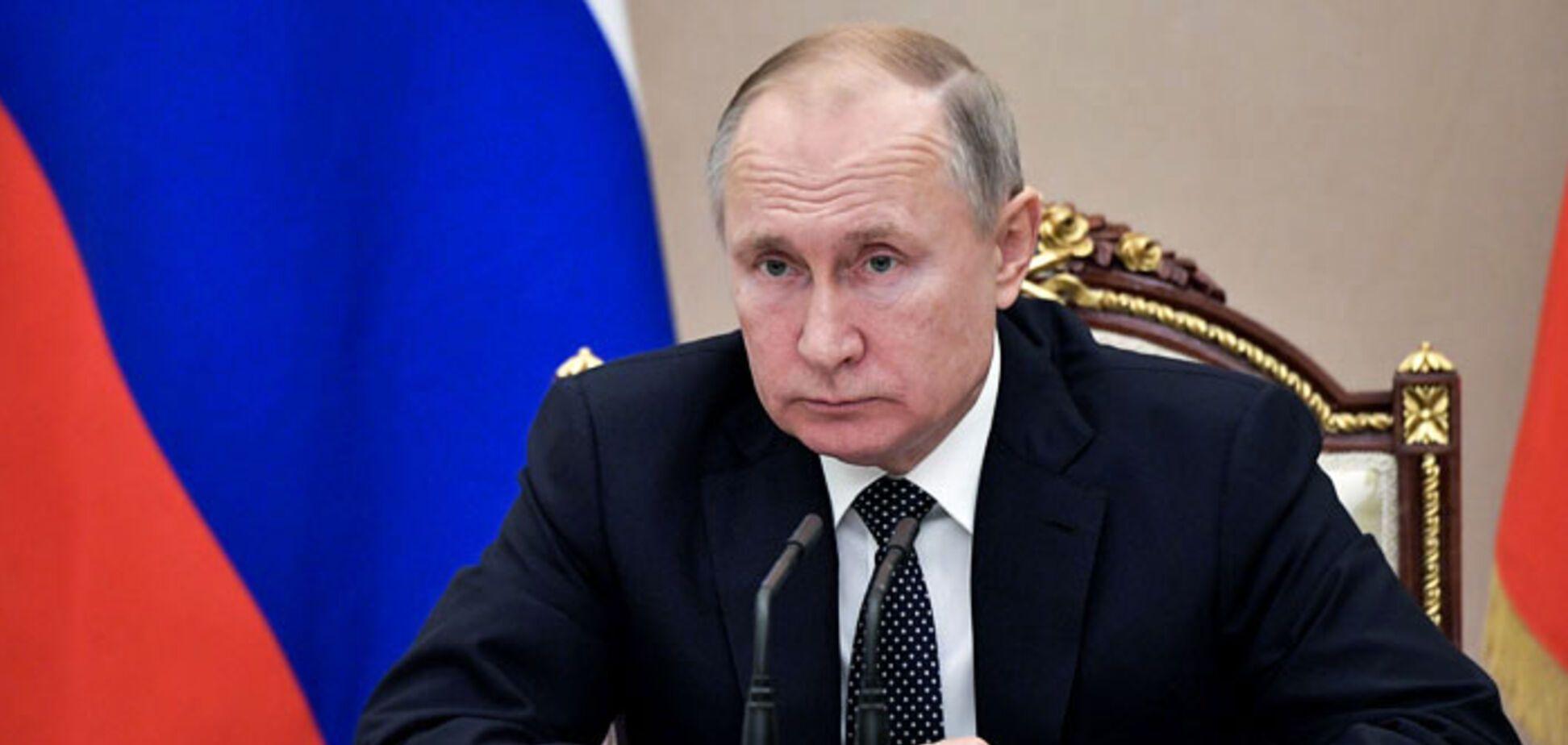 Кремль бессильно наблюдает за катастрофой