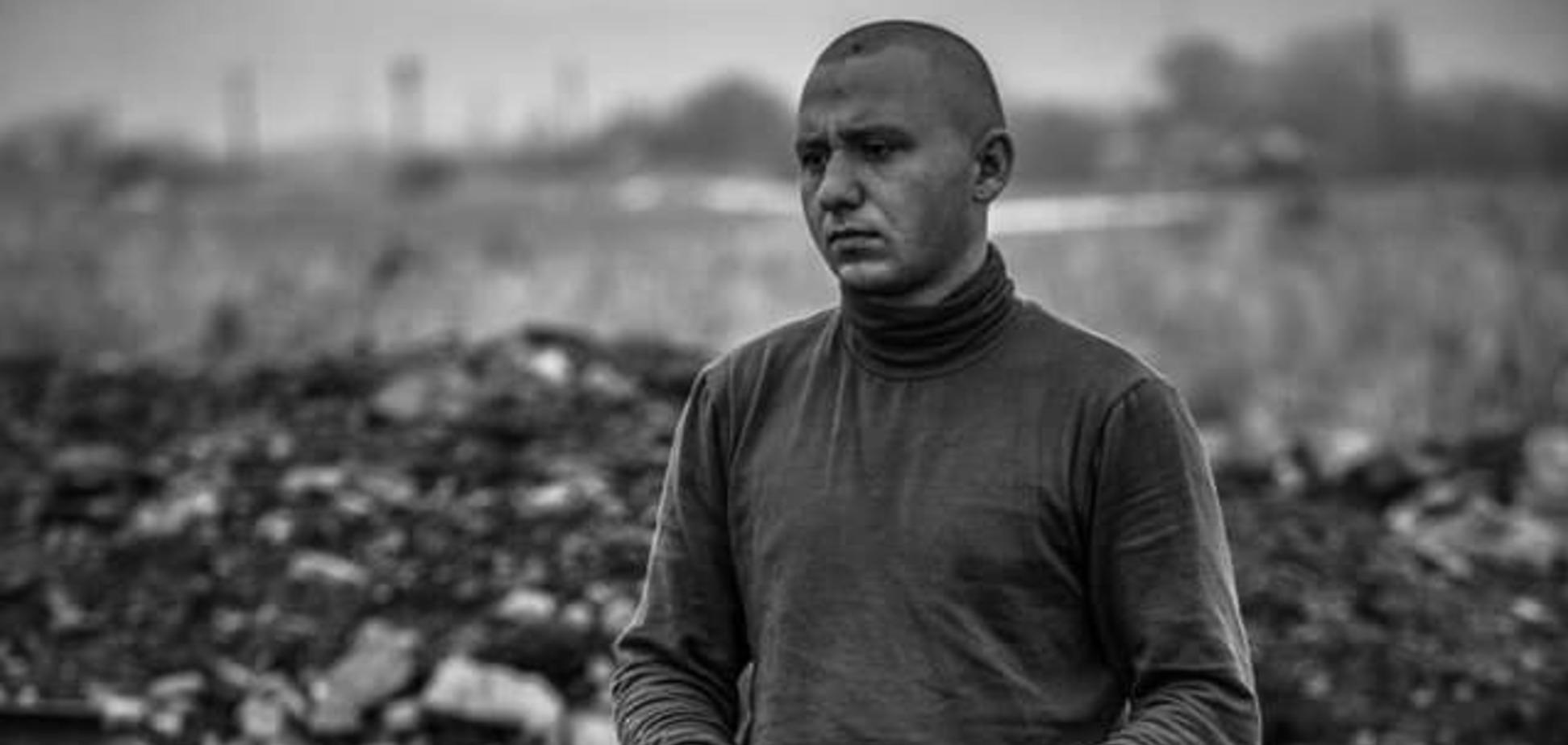 Воїн ЗСУ на Донбасі