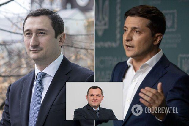 Чернишов, Зеленський і Володін