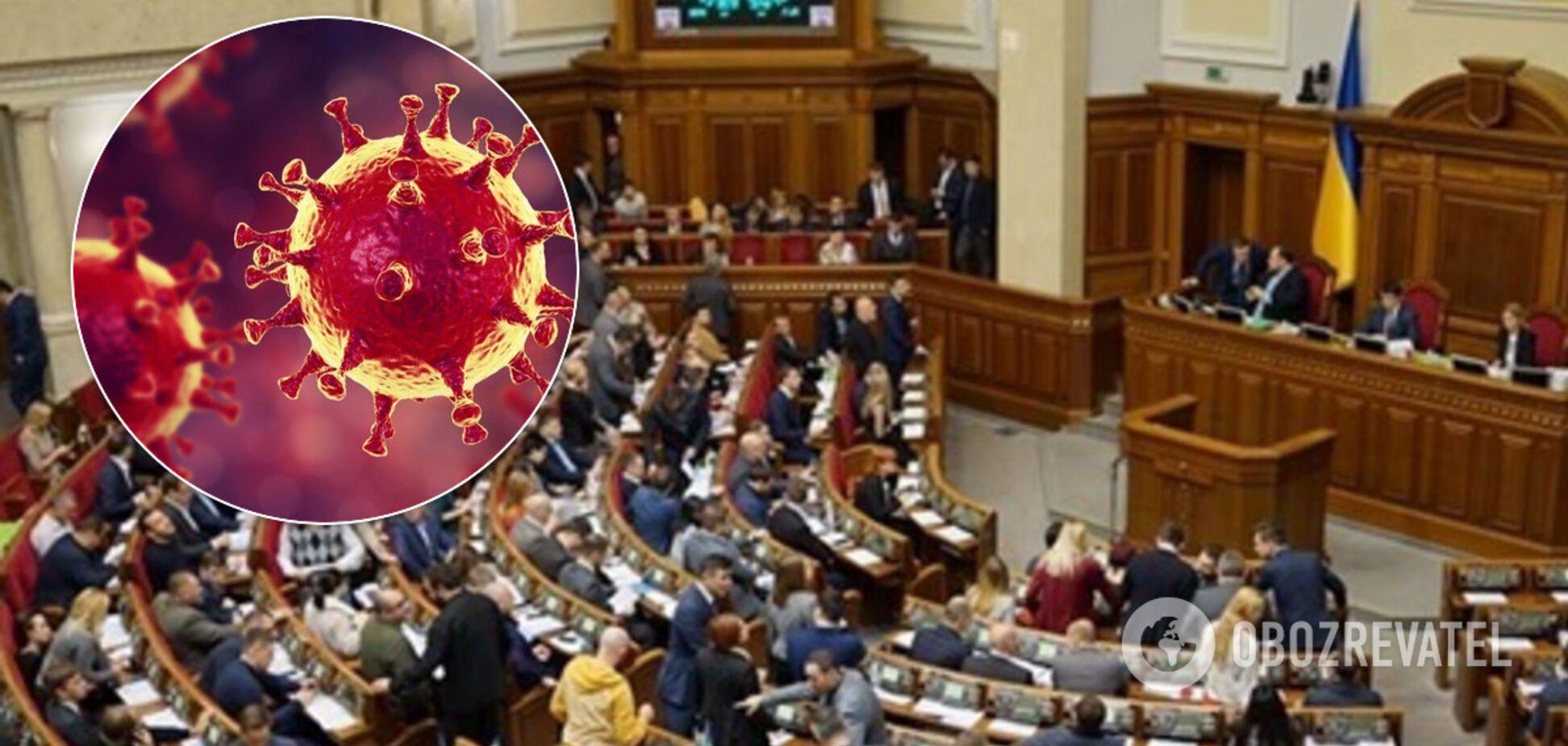 Под прикрытием коронавируса власть хочет принять антиукраинские законы – Княжицкий