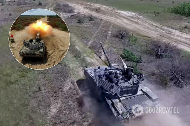 Вооруженные силы Украины получили модернизированные танки Т-72АМТ