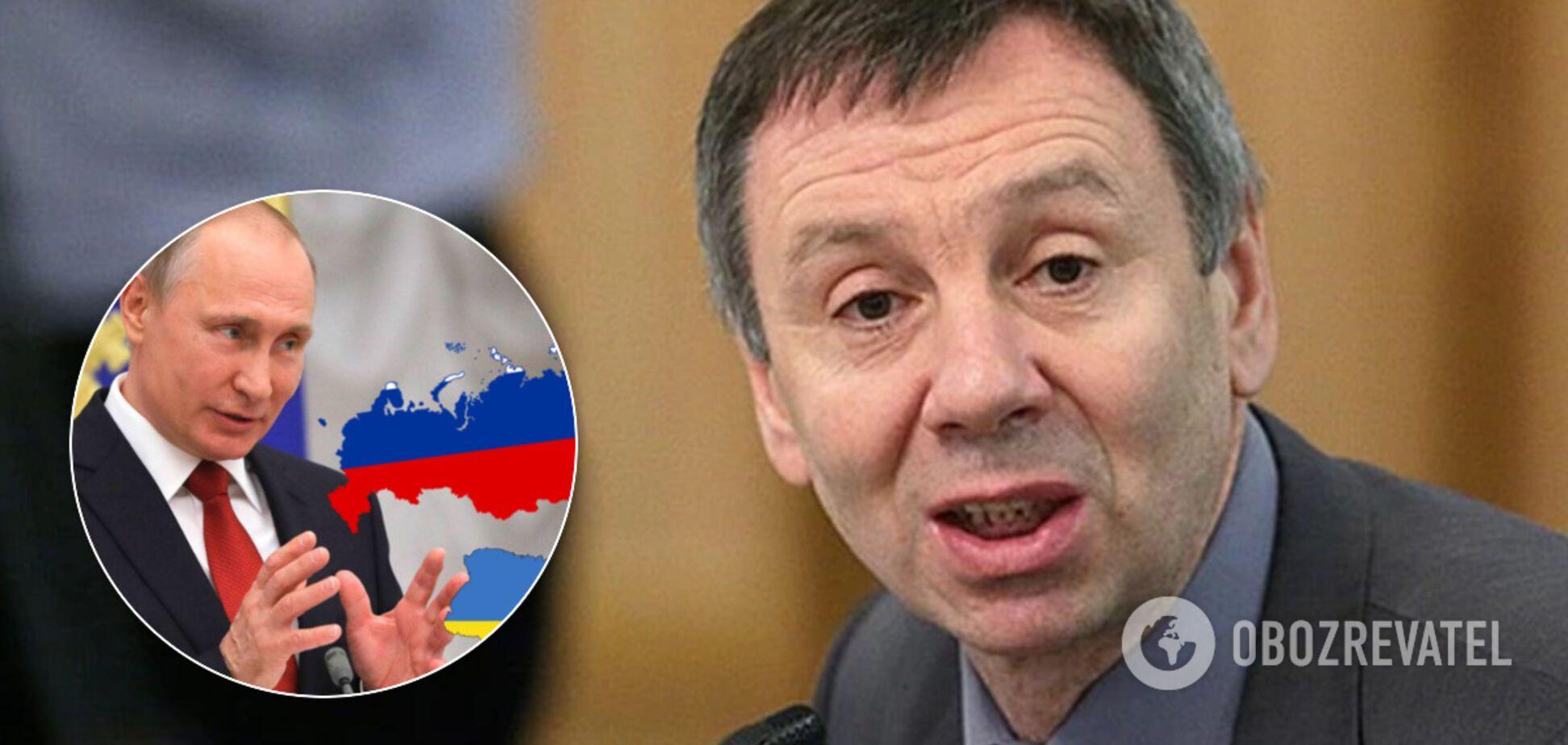 Людина Путіна відзначилася скандальною заявою про 'русофобські настрої' в Україні