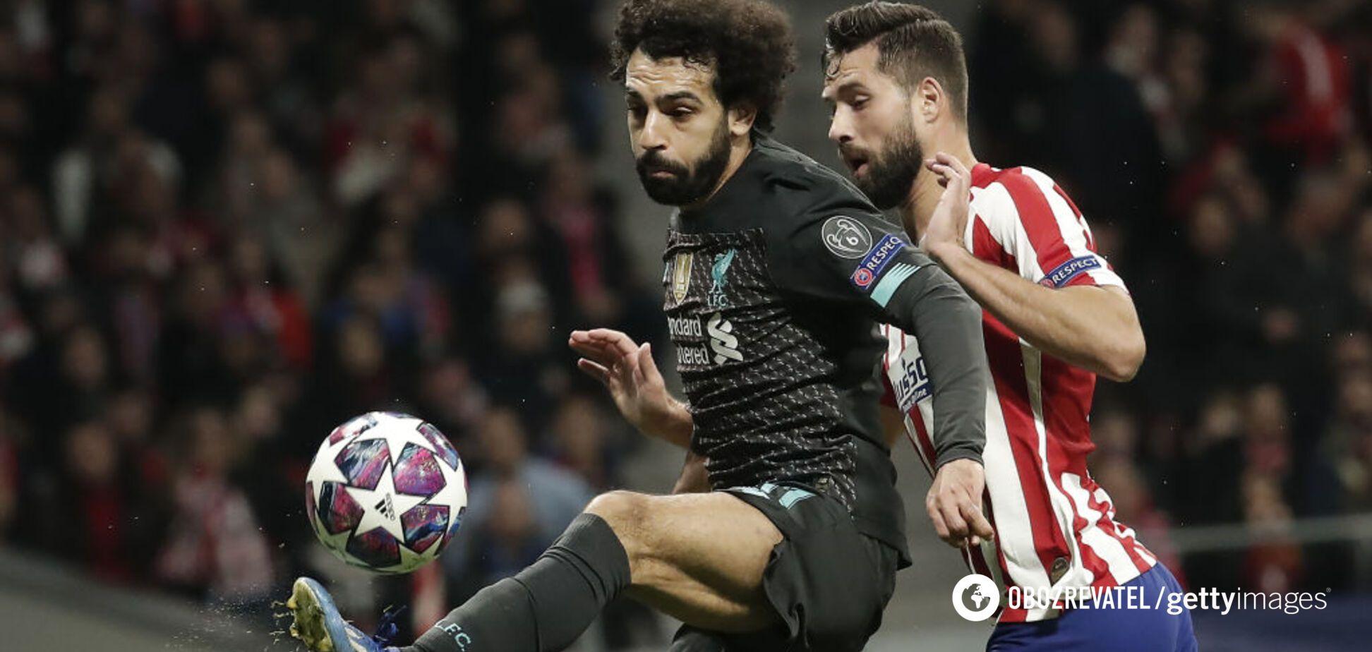 'Ливерпуль' – 'Атлетико': где смотреть онлайн матч 1/8 финала Лиги чемпионов