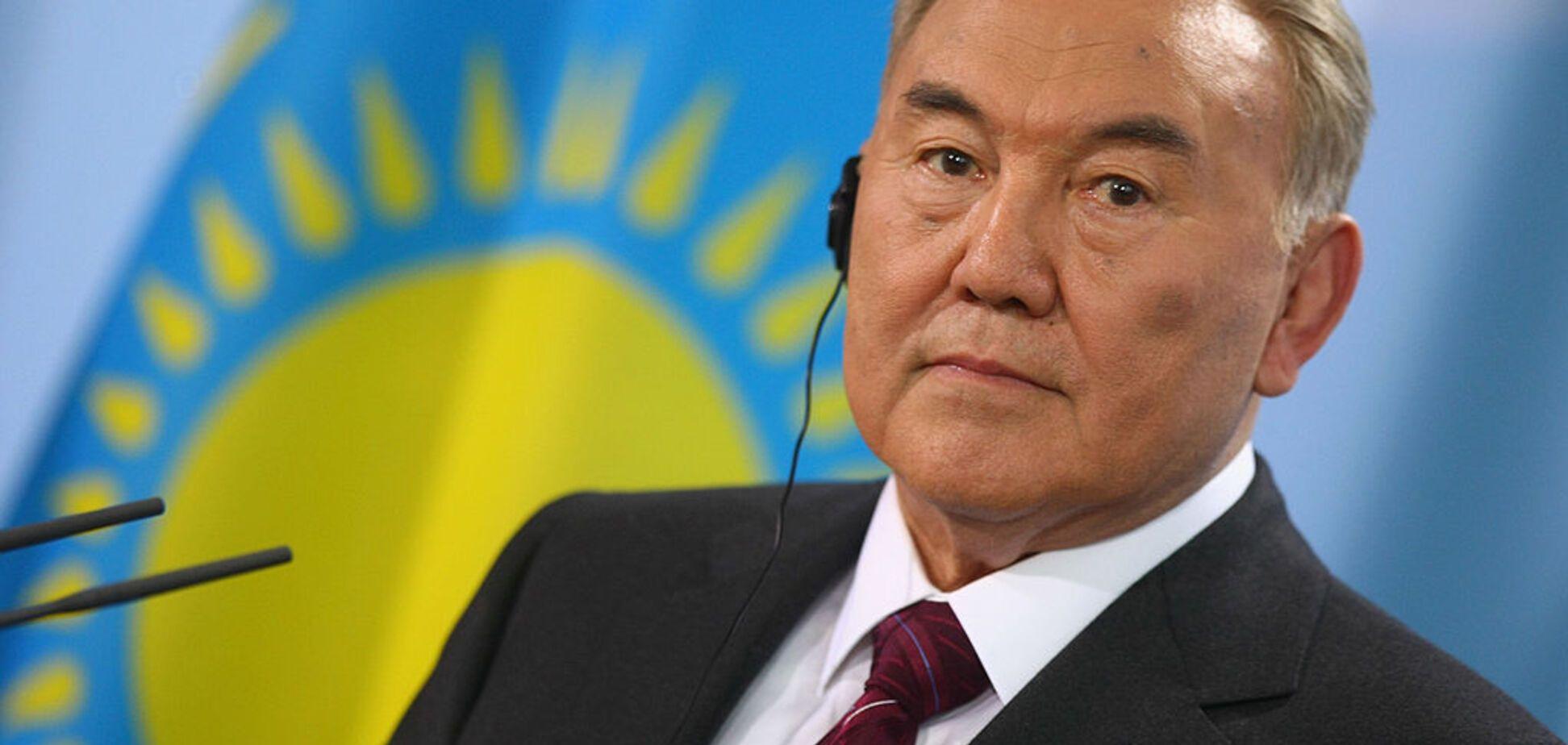 В Британии арестовали имущество семьи Назарбаева