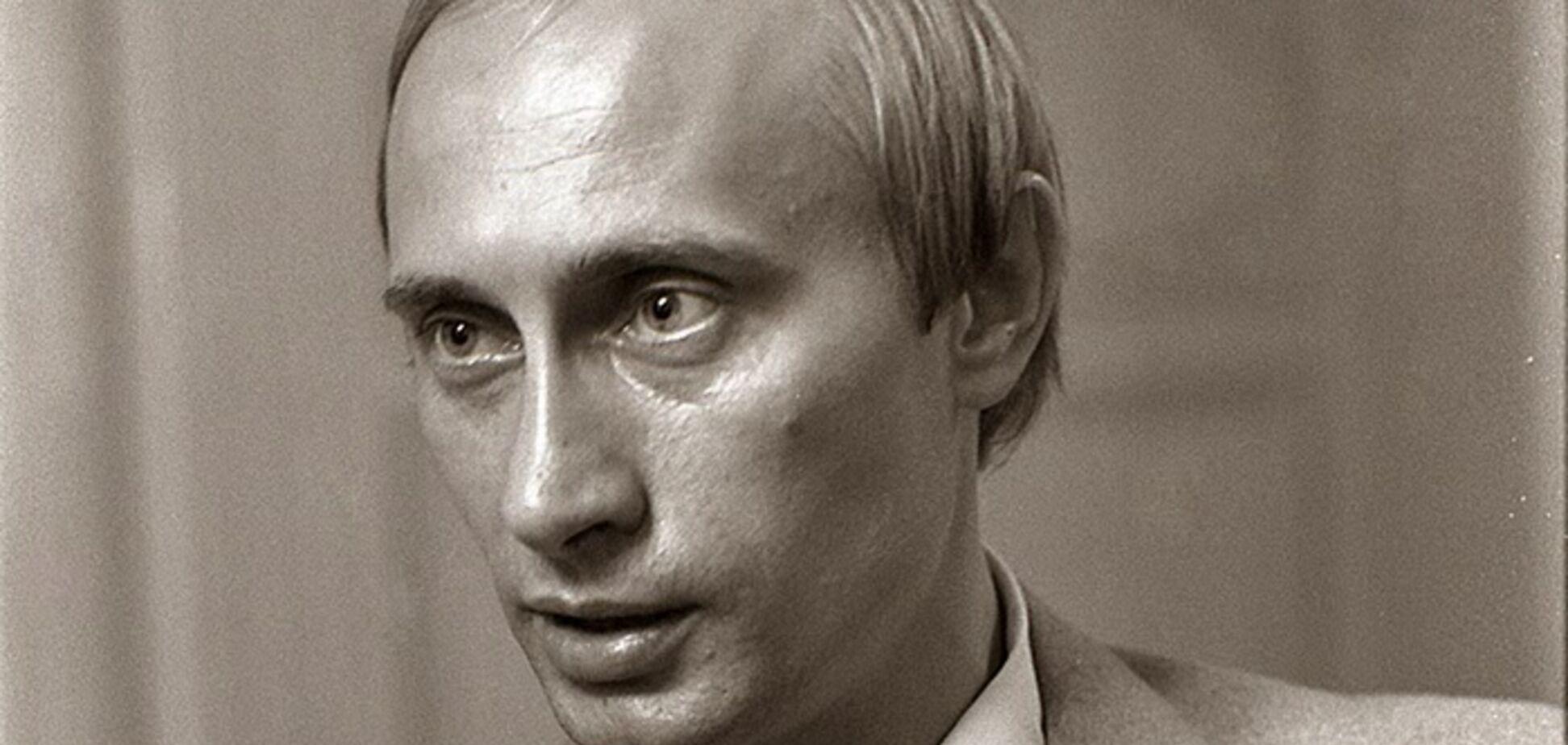 Неизвестное фото молодого Путина появилось в сети