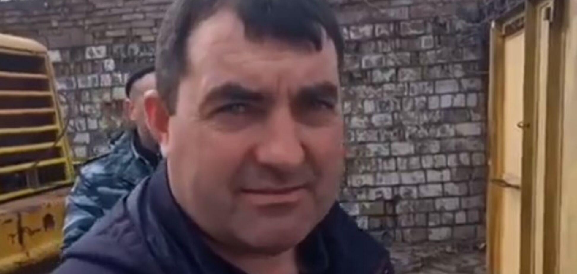 Київського депутата Паладія 'зловили' на місці злочину. Відео