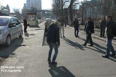 Слідчий експеримент в Києві у справі Майдану