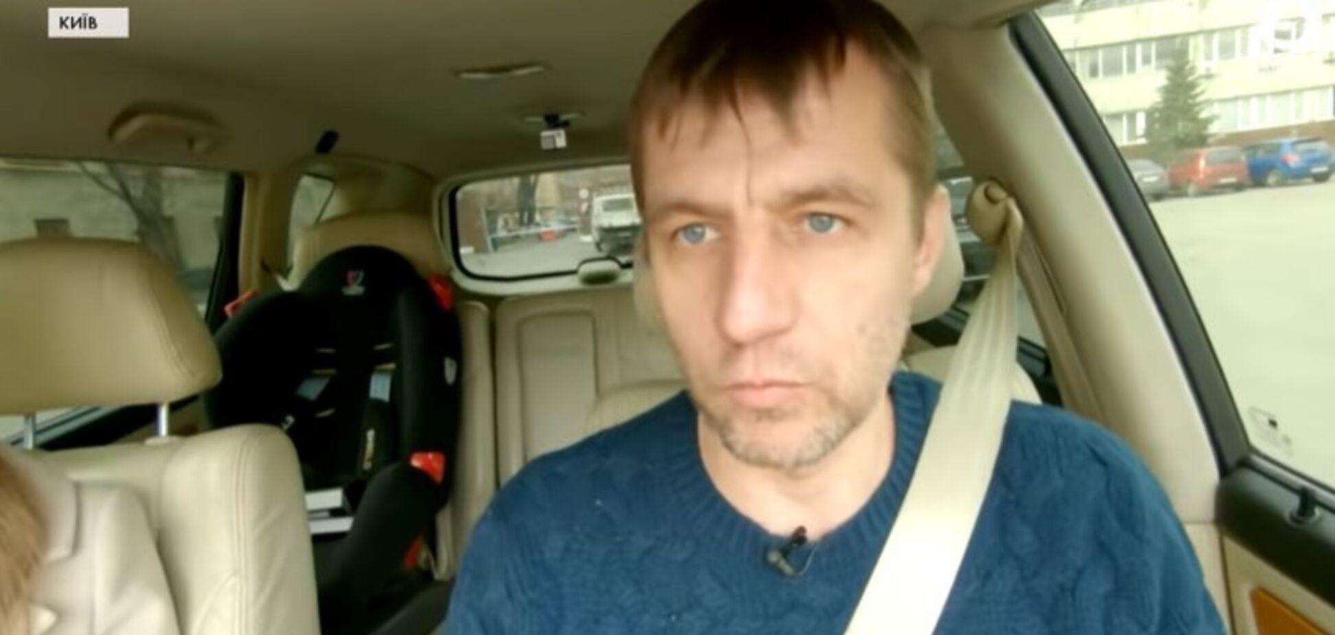 'Козак' Гаврилюк признался, сколько зарабатывает в такси