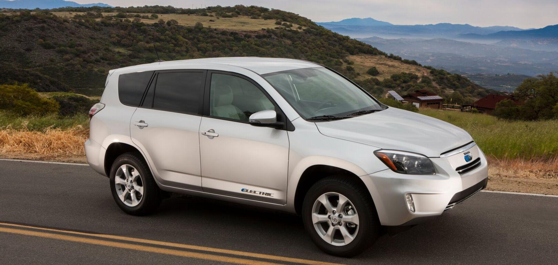 Даже Toyota: 20 электрокаров, которые интересуют украинцев