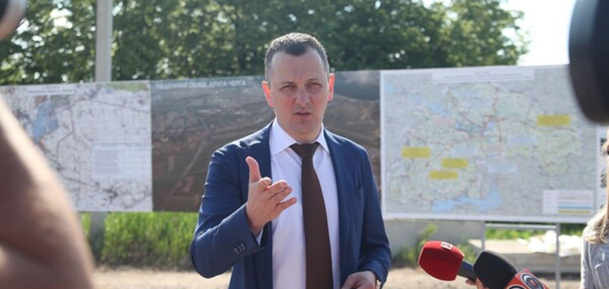 Будівельні роботи в 'Охматдиті' закінчать до кінця березня - Голик