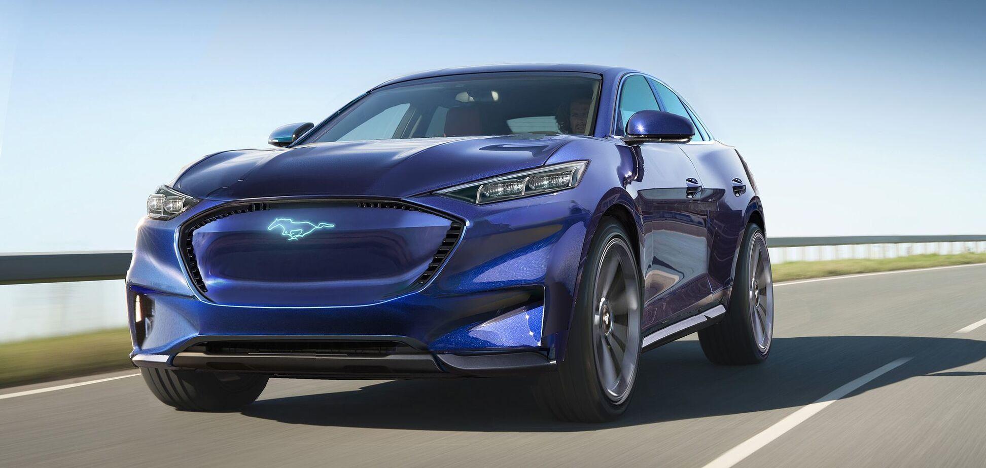В США Ford Mustang побил рекорды популярности среди покупателей электромобилей