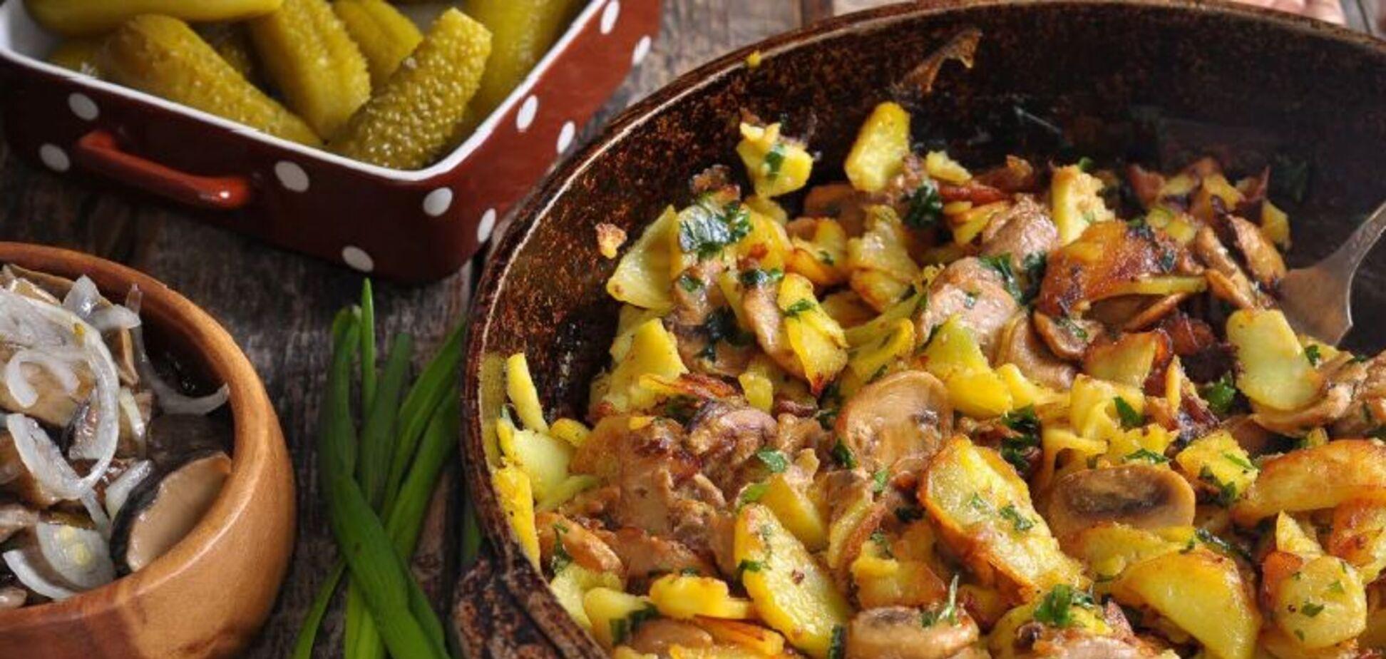 Рецепт найсмачнішої смаженої картоплі, який стане улюбленим