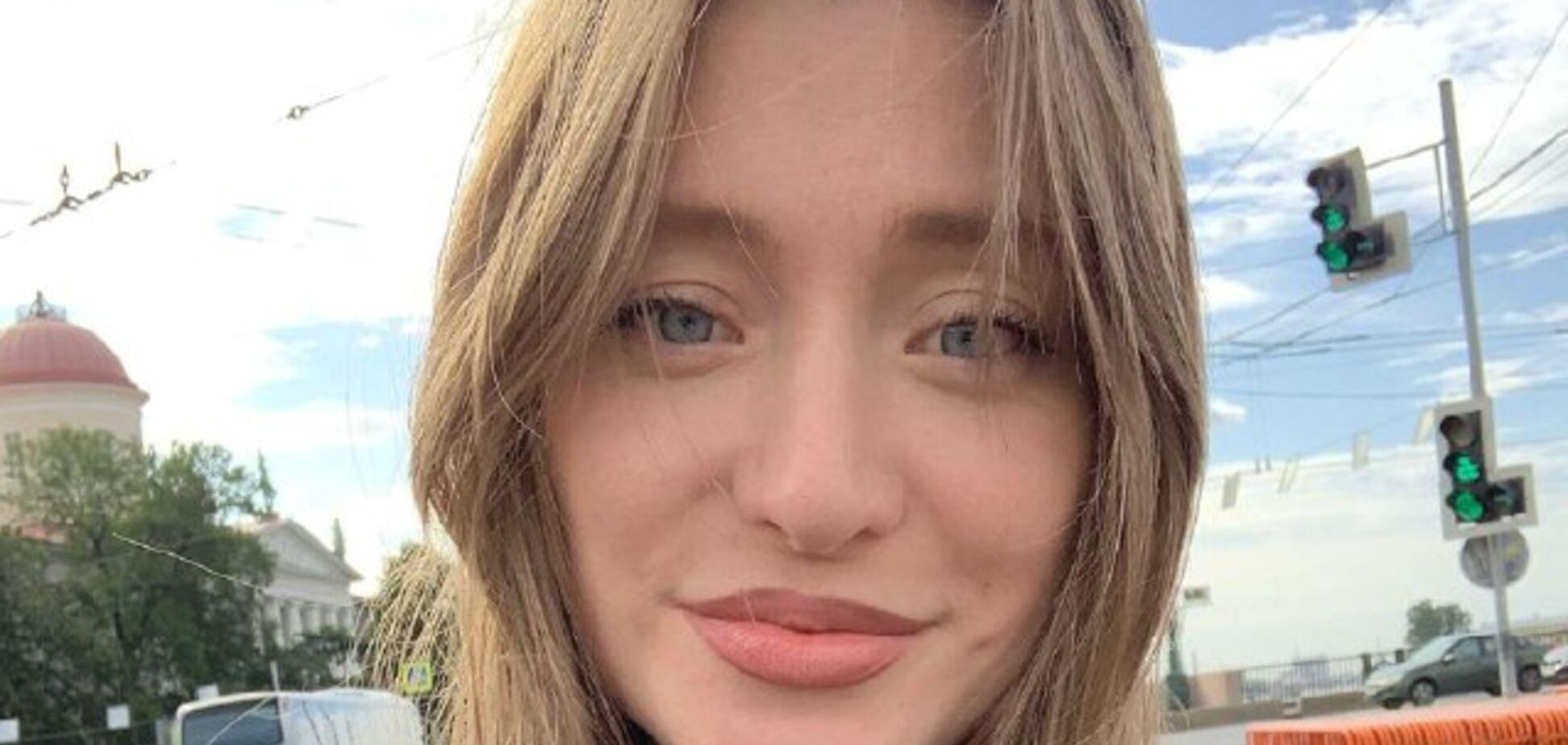Рост 184, вес 58: как выглядит популярная в России модель Маша Миногарова