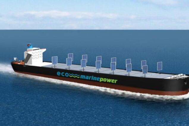 Отказ от нефти? В Японии хотят перевести корабли на солнечные паруса
