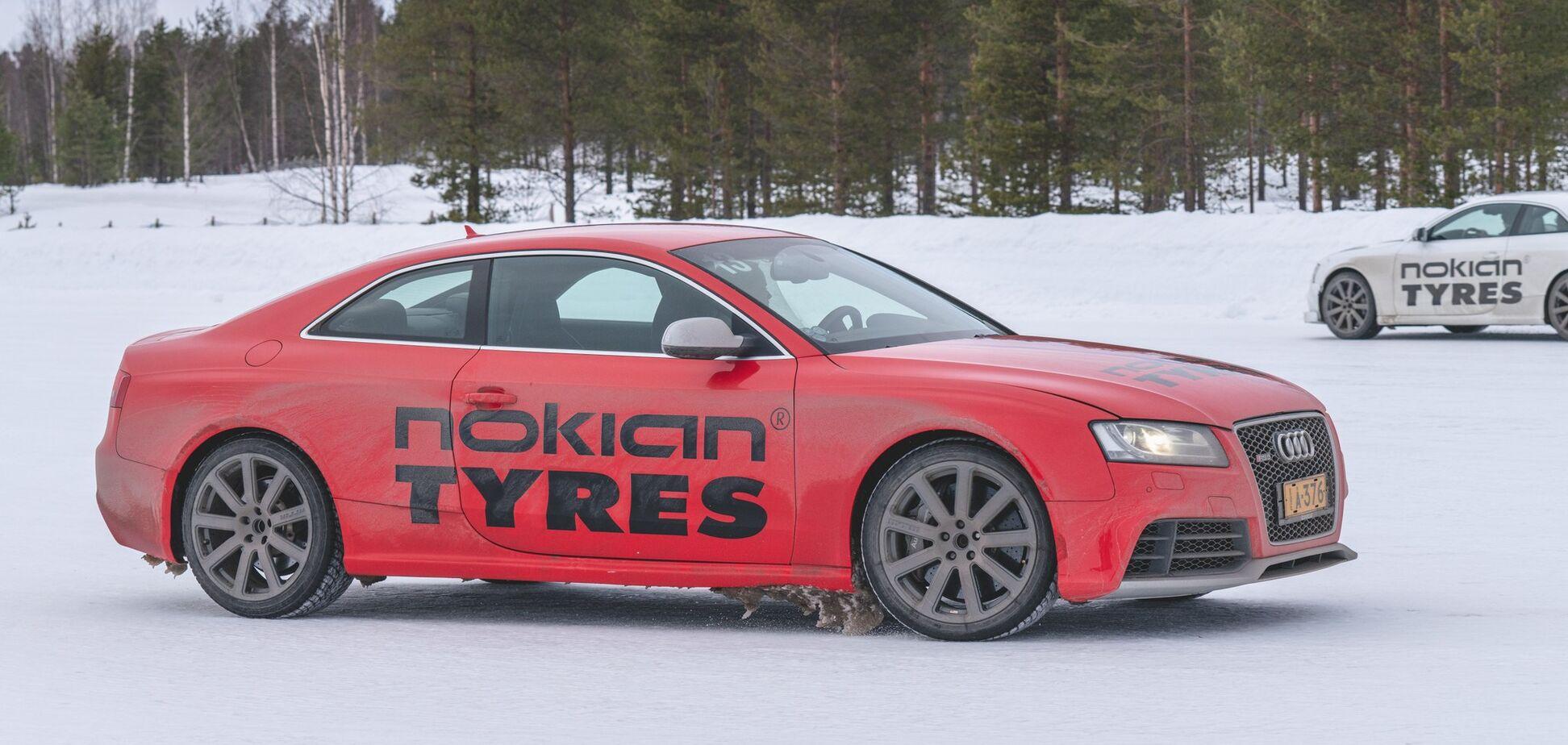 Nokian Tyres презентовала фрикционную зимнюю модель Nokian Snowproof P