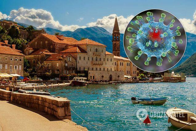 Черногория осталась одной стране в Евросоюзе без коронавируса