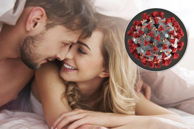 Секс как профилактика коронавируса