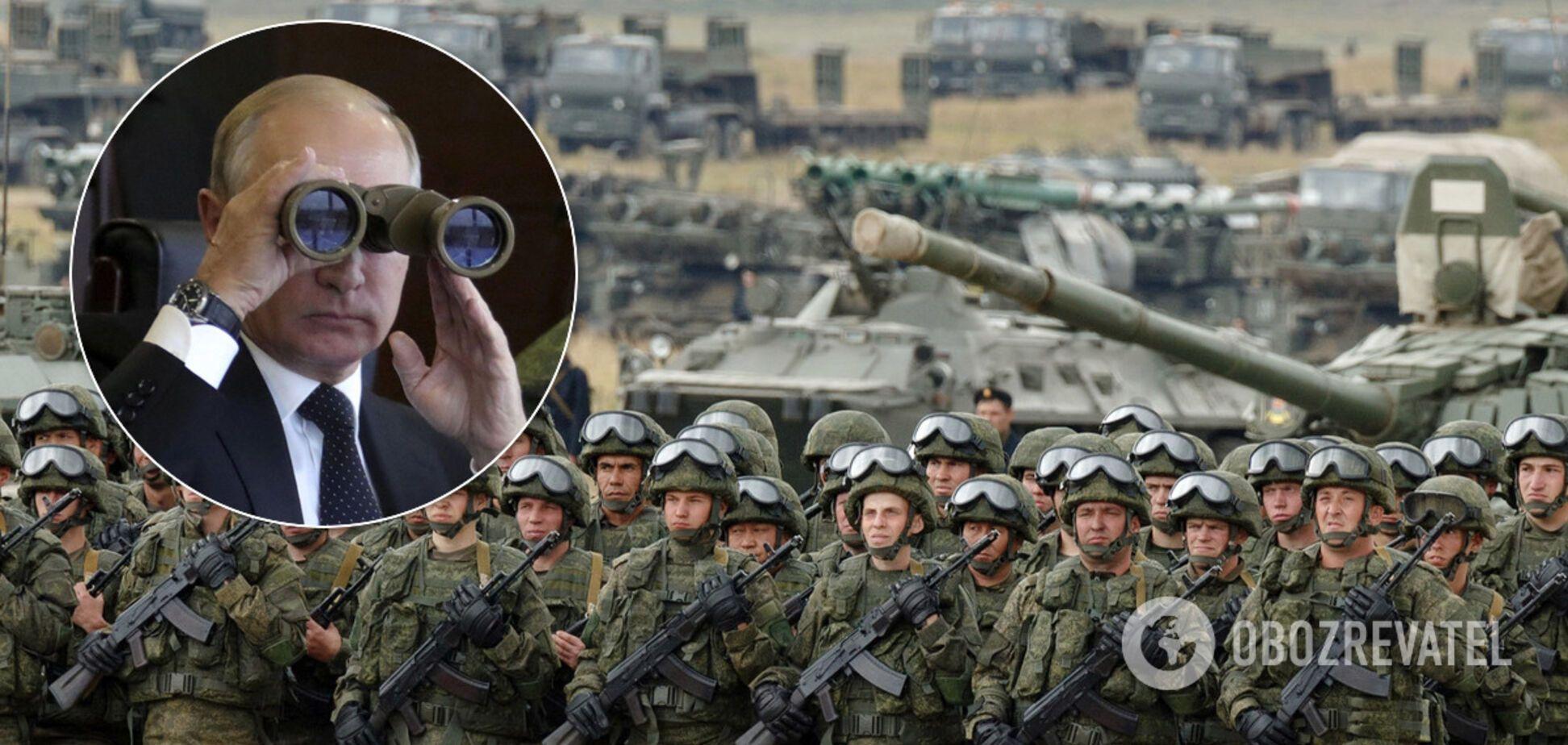 Путін готує розширення окупації: чотири докази