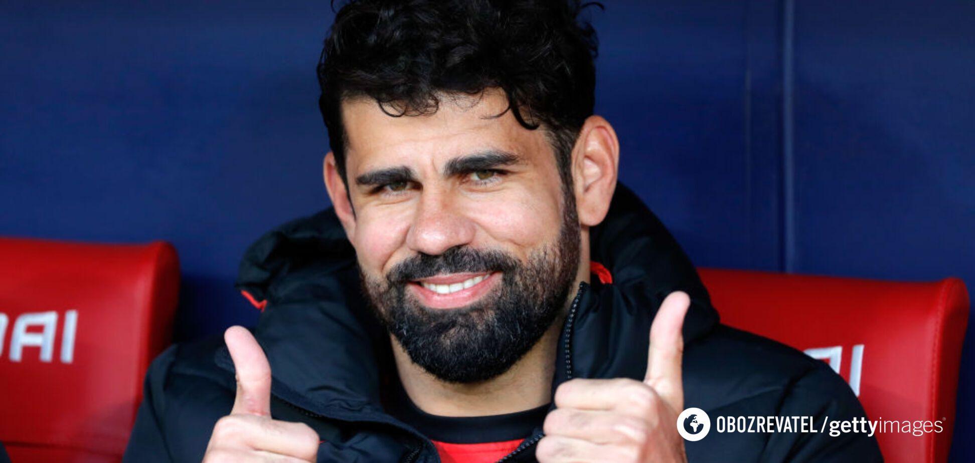 Дієго Коста кахикнув на журналістів після матчу 'Ліверпуль' - 'Атлетіко'