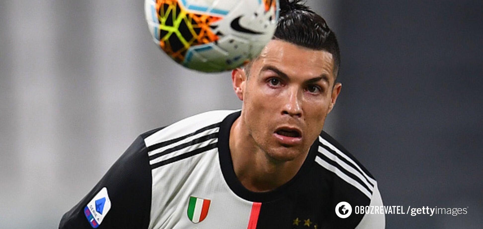 Роналду отказался возвращаться в 'Ювентус'