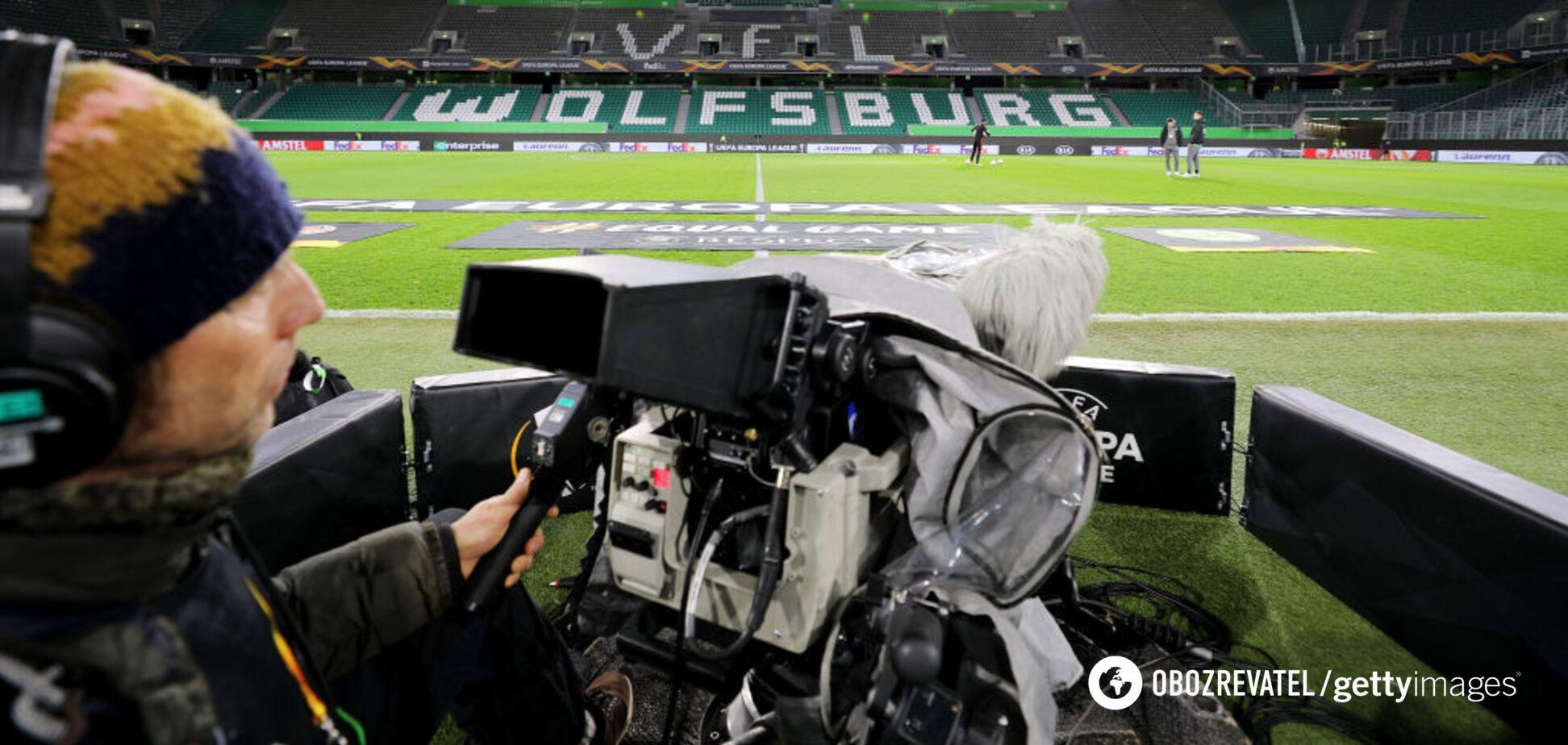 'Вольфсбург' - 'Шахтер': видео голов Лиги Европы