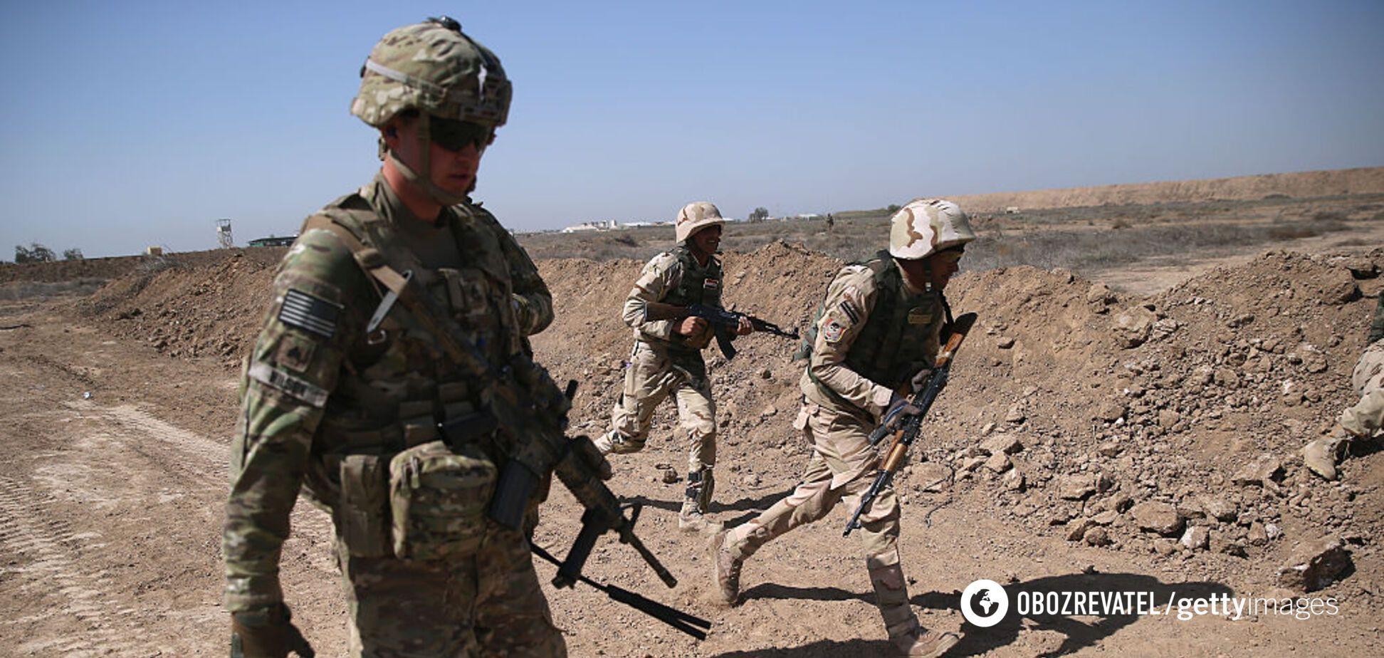 Военную базу США в Ираке обстреляли ракетами: погибли три человека