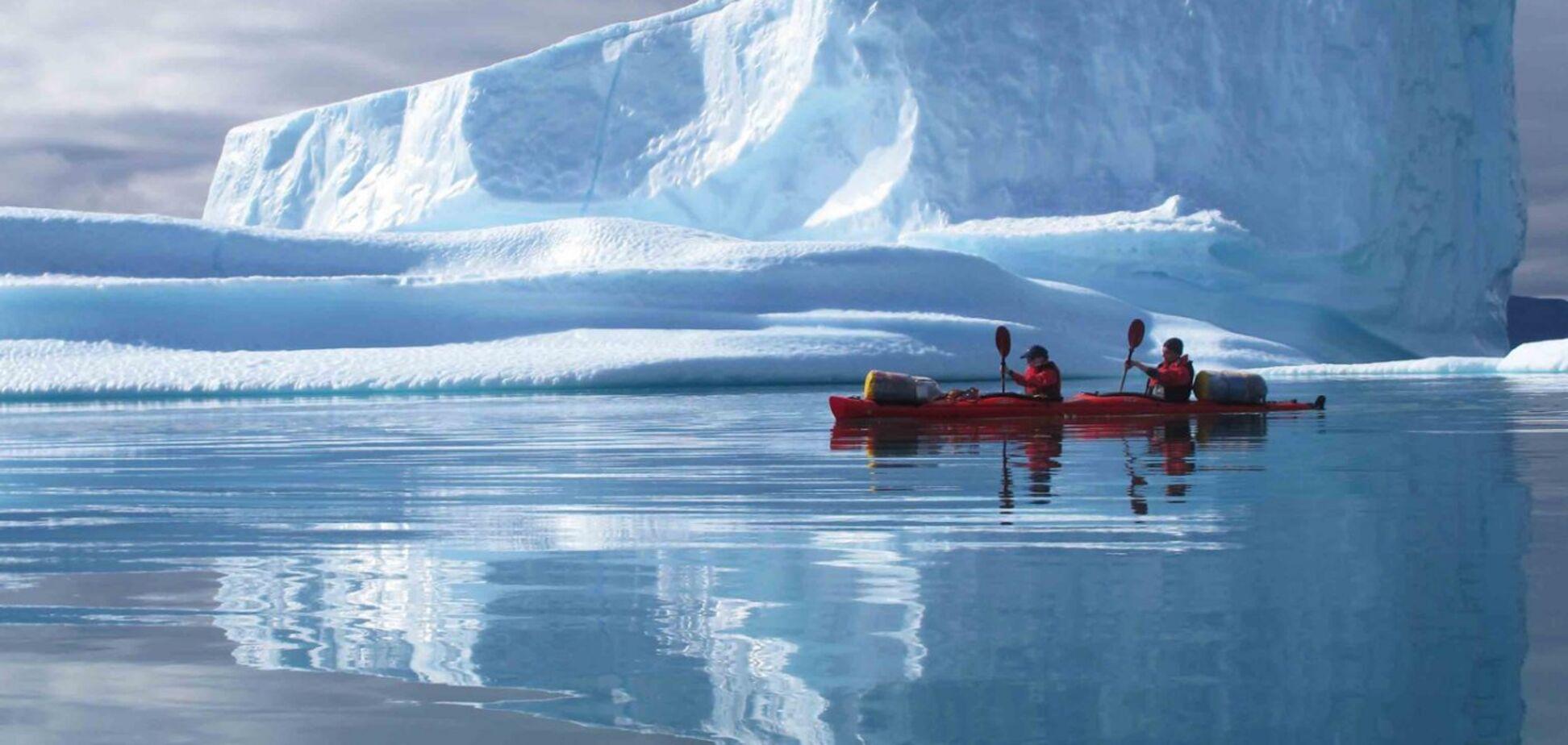 Вчені зафіксували стрімке зникнення льодовиків Гренландії і Антарктики