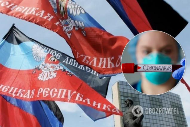 """Коронавірус у """"ДНР"""": в окупації влаштували паніку"""